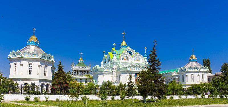 Достопримечательности Феодосии: Церковь Святой Екатерины
