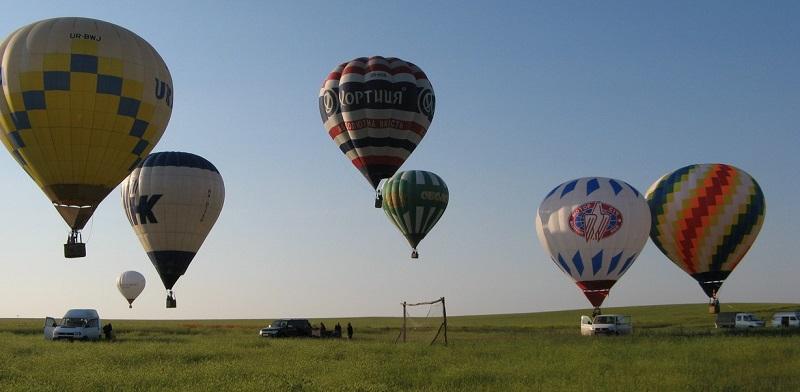 Достопримечательности Феодосии: Aerostat Club