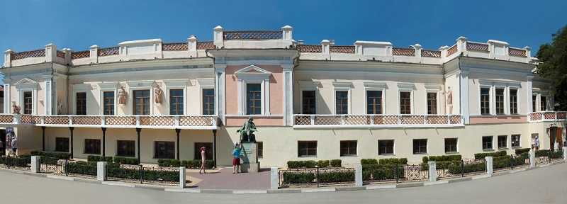 Достопримечательности Феодосии: Картинная галерея Айвазовского