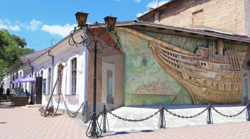 Достопримечательности Феодосии: Музей Александра Грина