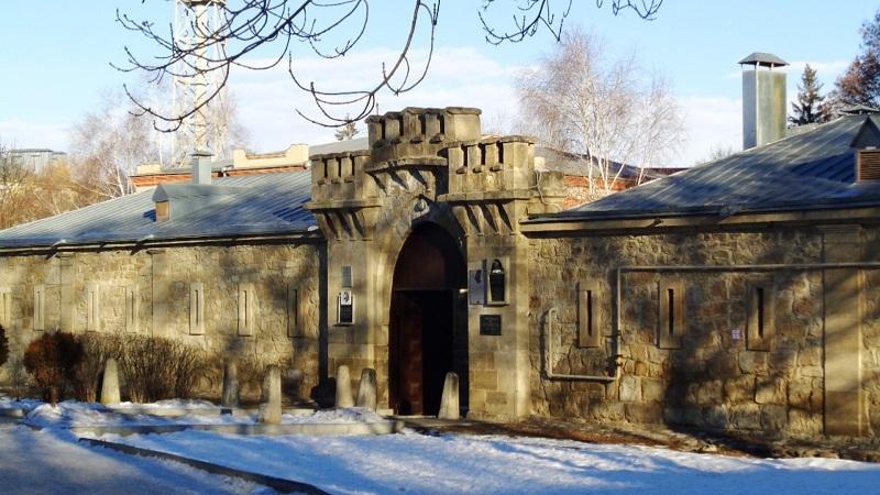 Достопримечательности Кисловодска: Кисловодская крепость