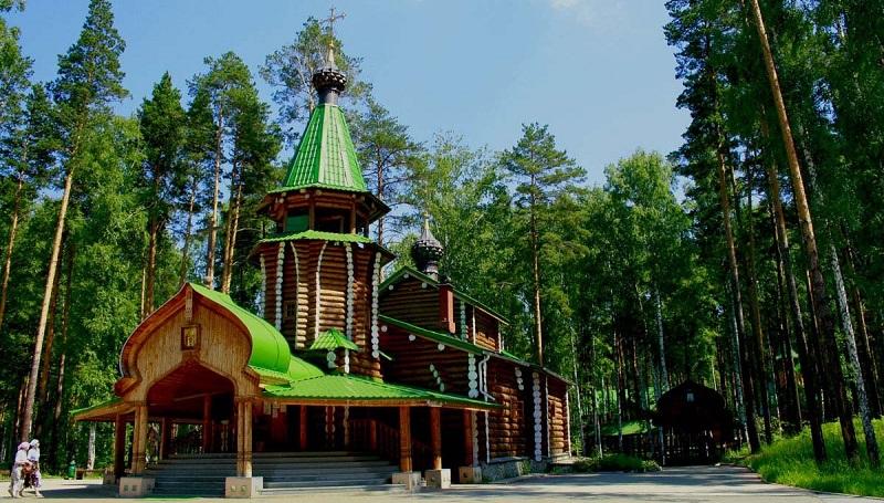 Экскурсии из Екатеринбурга: Ганина яма