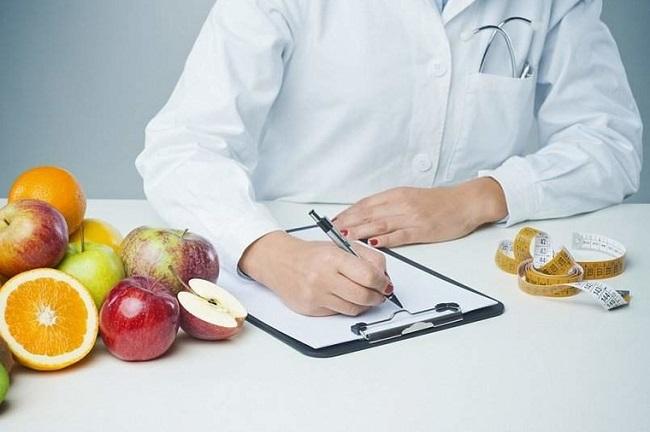 Лечебные диеты по М. И. Певзнеру