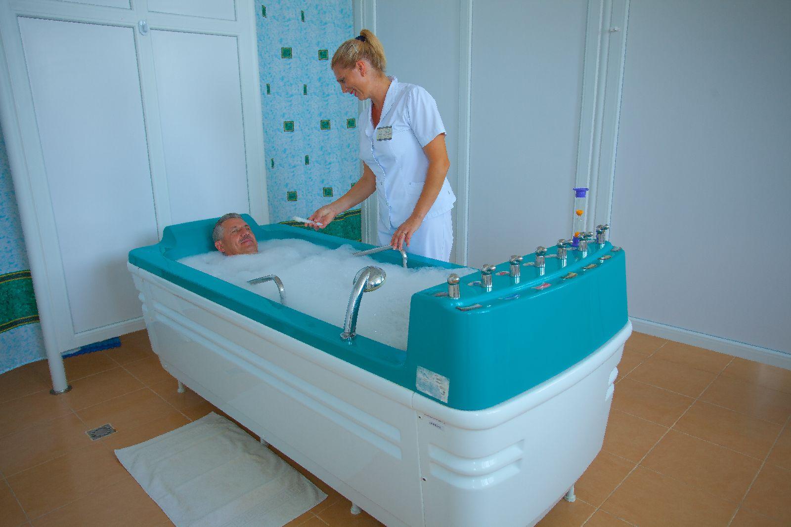 Лечение урологических заболеваний в санатории