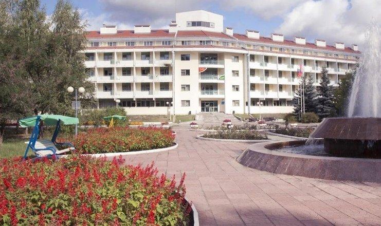 Санаторий Озеро Белое