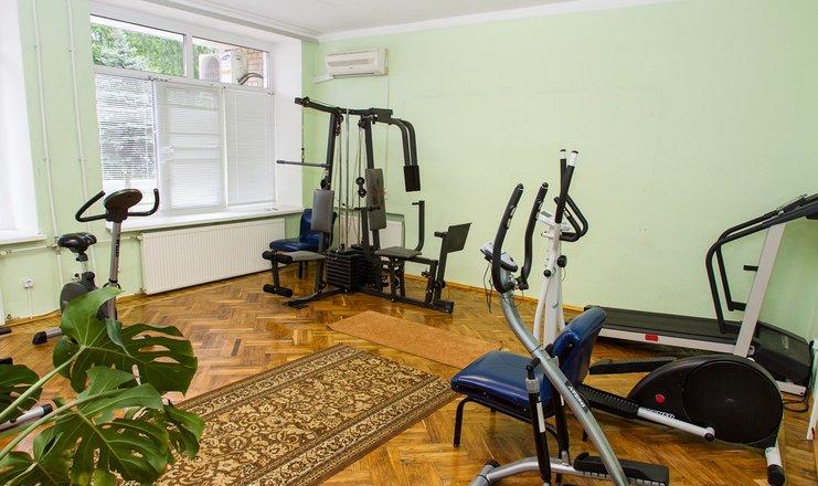 Санаторий Солотча
